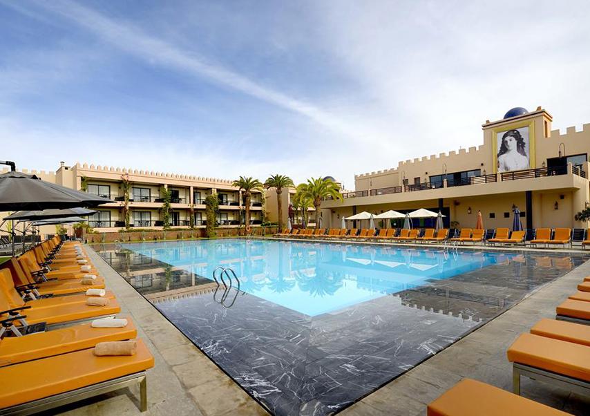 Business trip Marrakech Hotel