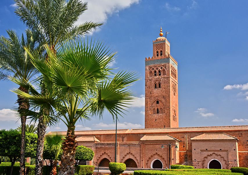 Business trip Marrakech Koutoubia