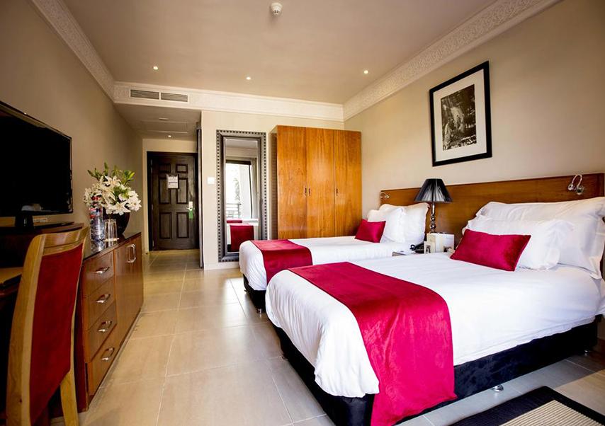 Business trip Marrakech rooms