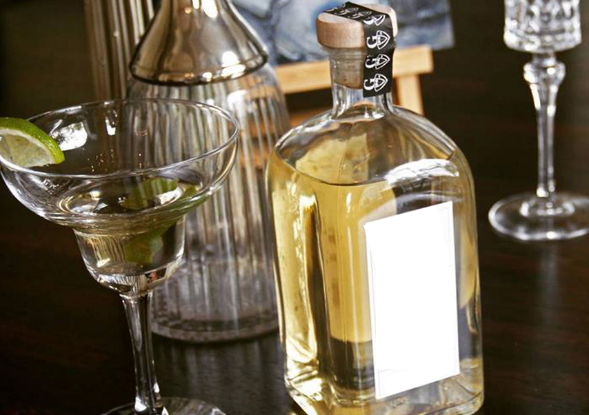 Cocktail worshop gin