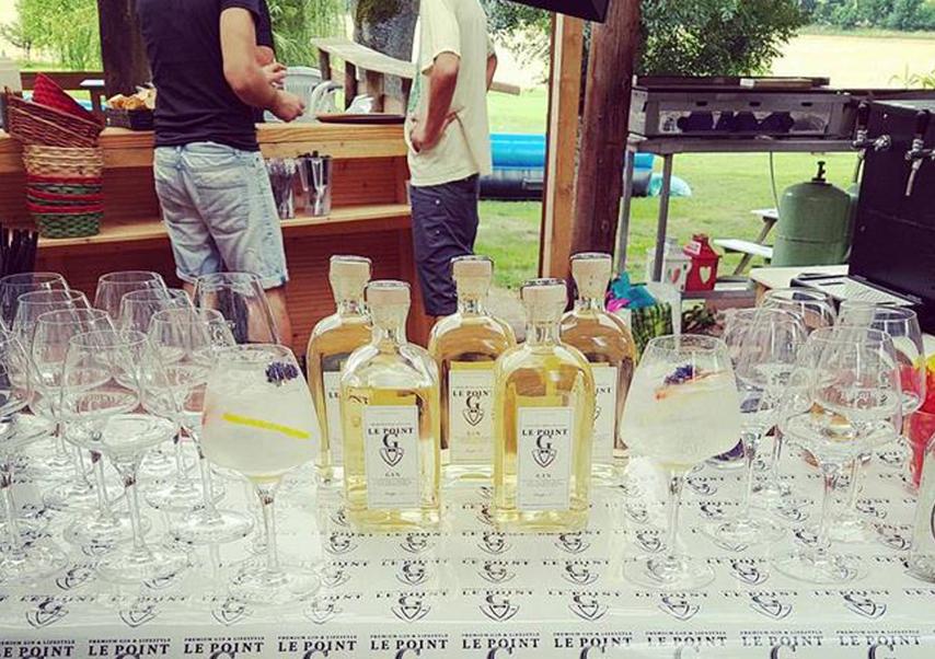 Cocktail worshop