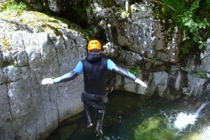 Week end Canyoning Pyrénées