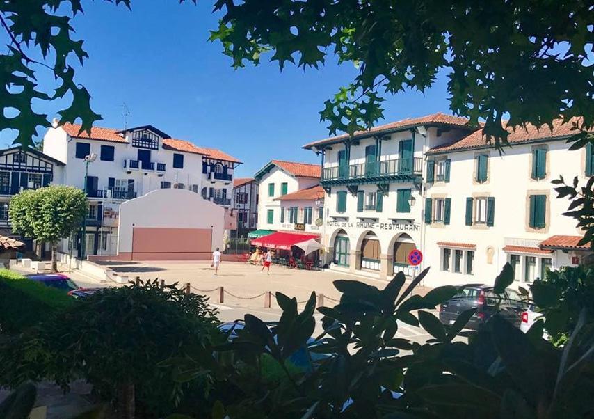 basque country business reception pelota