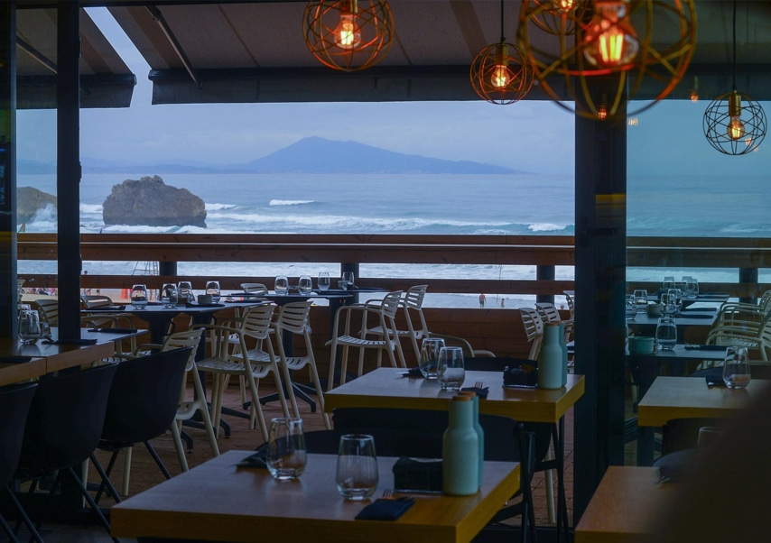 basque country business reception restaurant