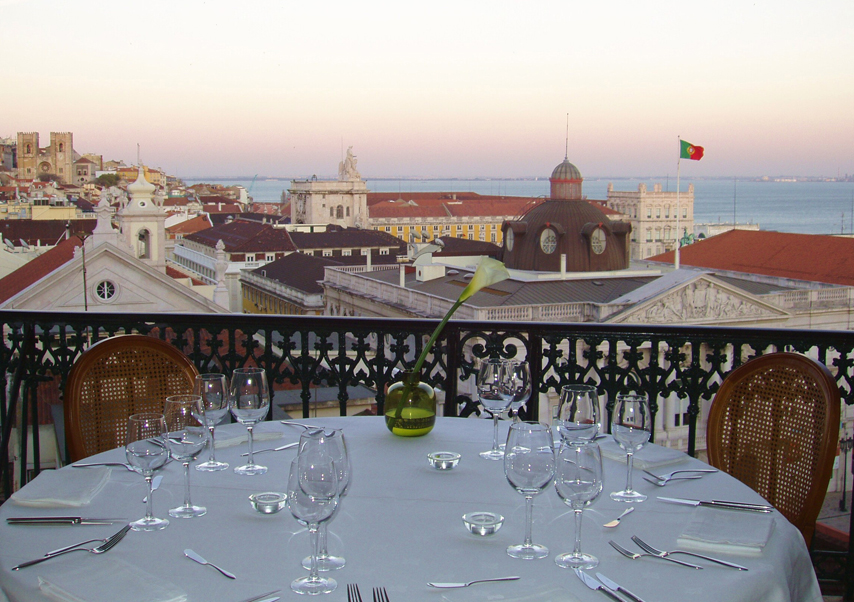 business trip Lisbon restaurant