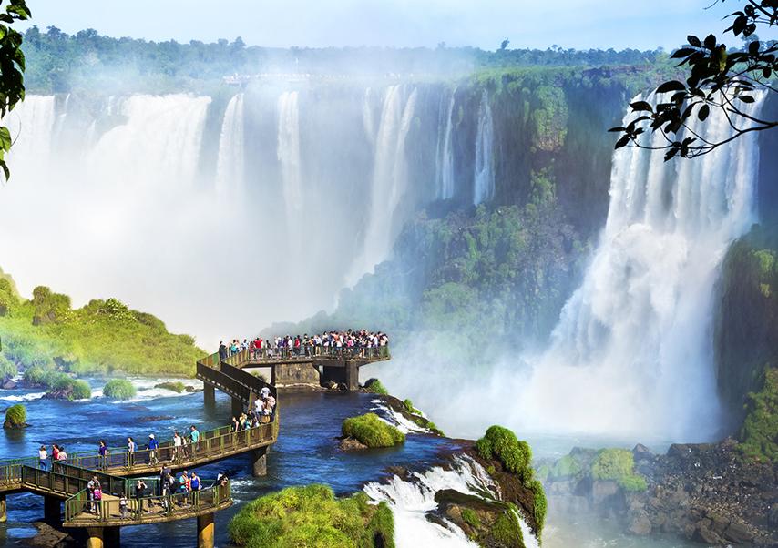 business trip brazil falls