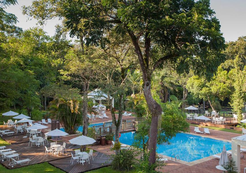 business trip brazil gardens