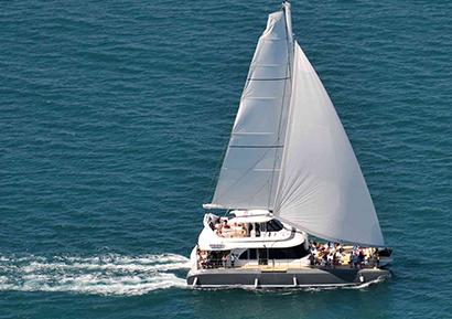 catamaran business day 1