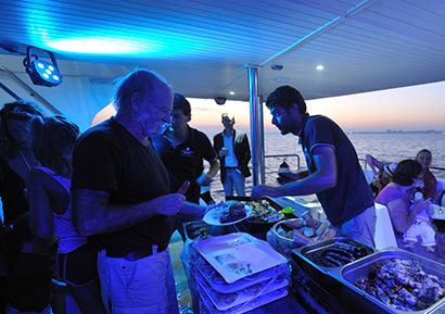 catamaran business day 4