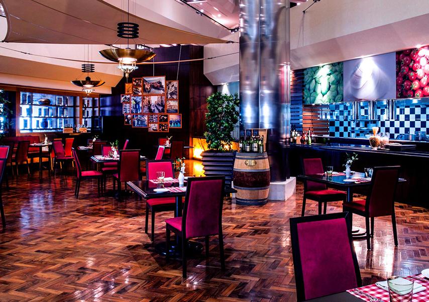 congress dubai organisation restaurant