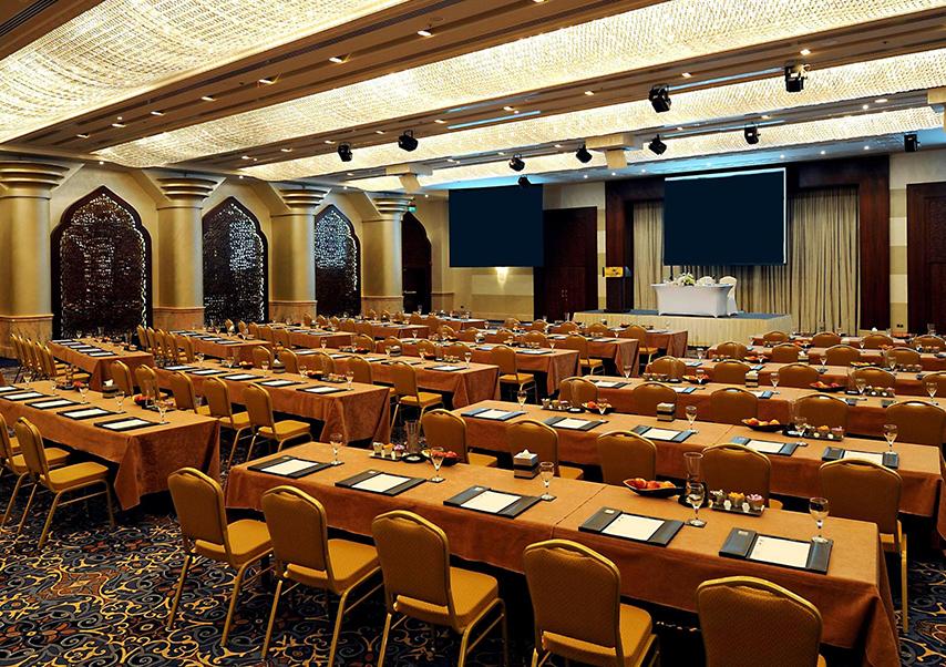 congress dubai organisation room