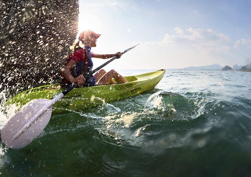 costa brava seminar kayak