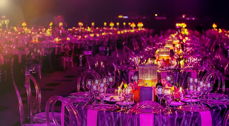 gala reception