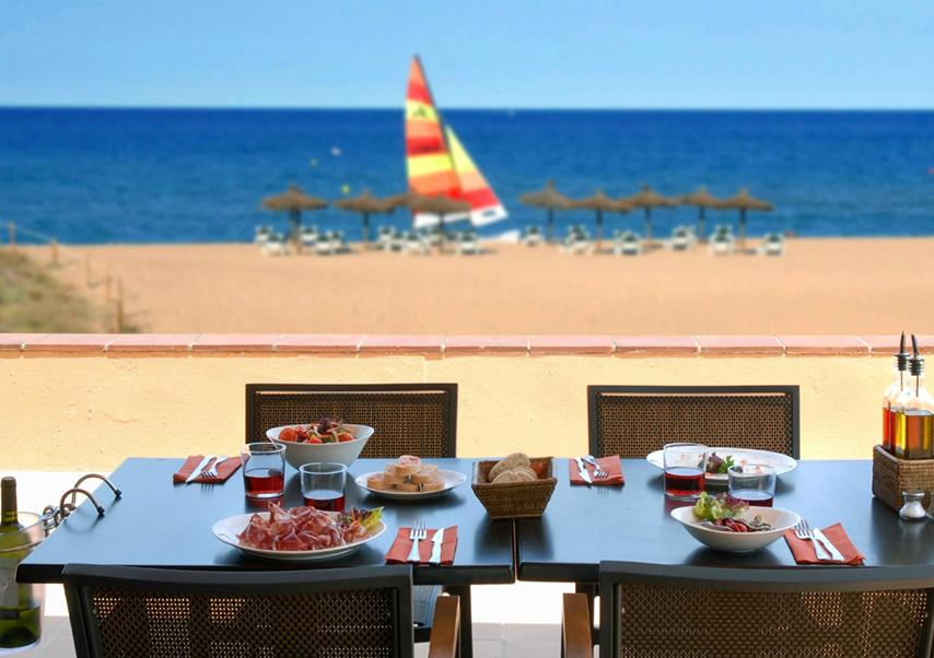 golf seminar Spain beach