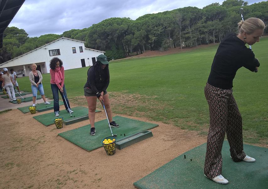 golf seminar Spain golf
