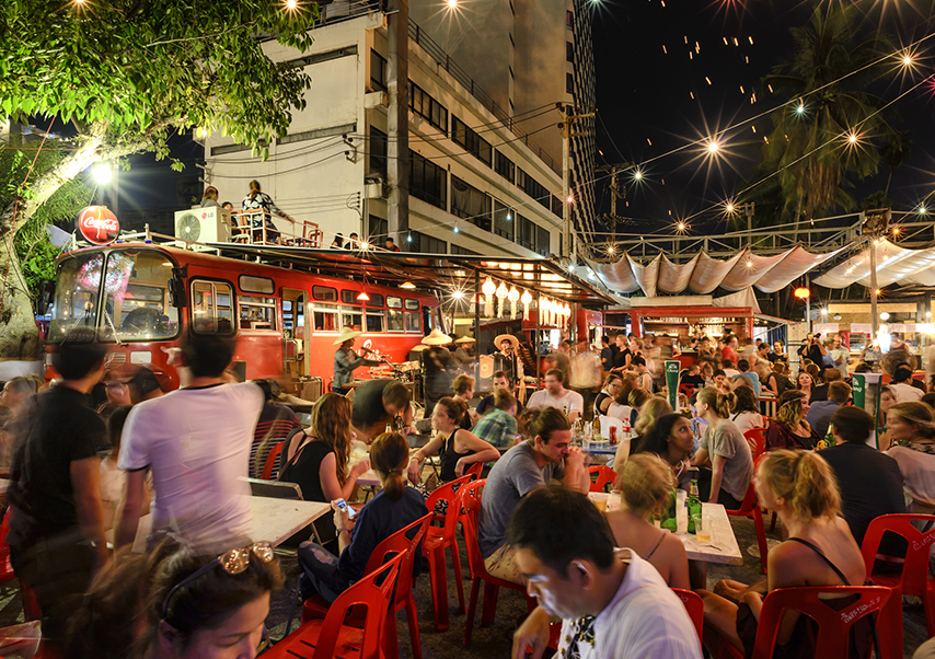 incentive trip thailand Bangkok