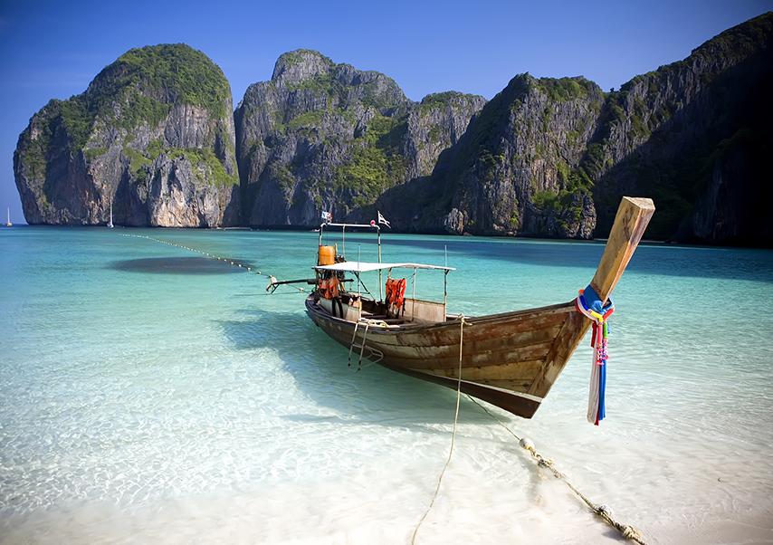 incentive trip thailand beach