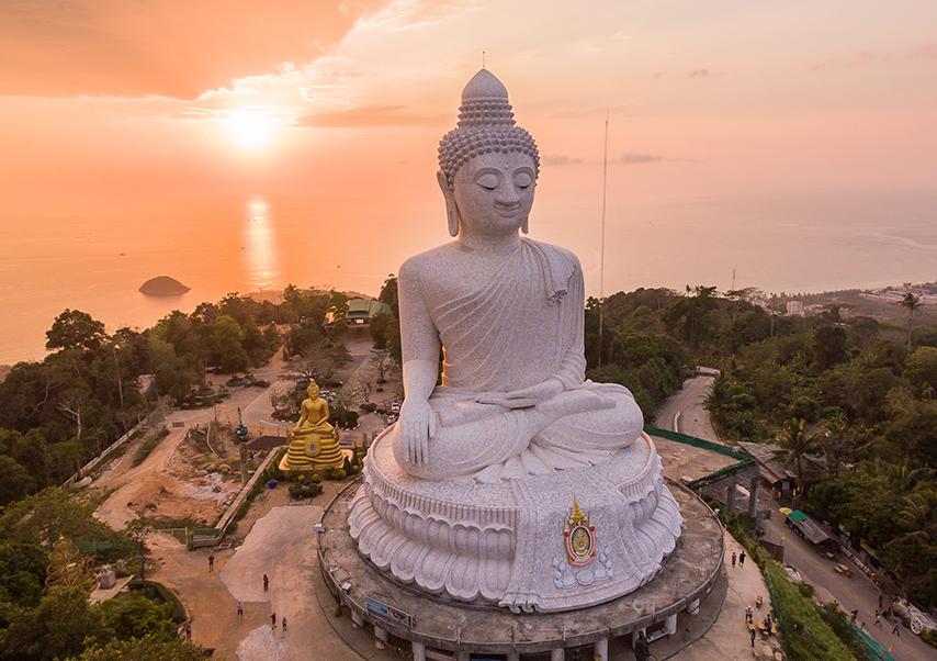 incentive trip thailand buddha