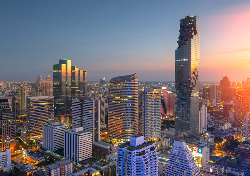 incentive trip thailand city