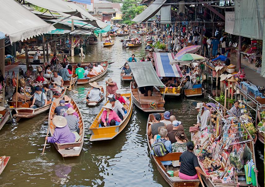 incentive trip thailand market
