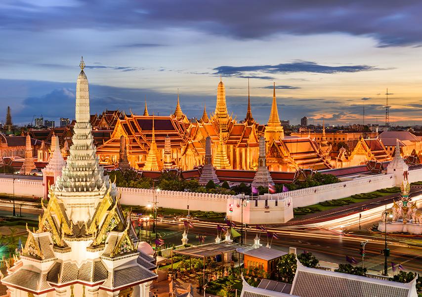 incentive trip thailand temple