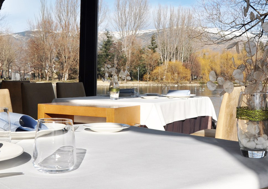 moutain seminar Spain terrace