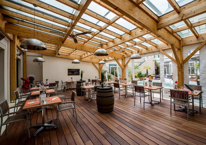 residential seminar Bordaux restaurant