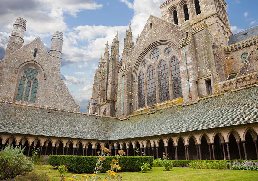 séminaire mont saint michel abbaye