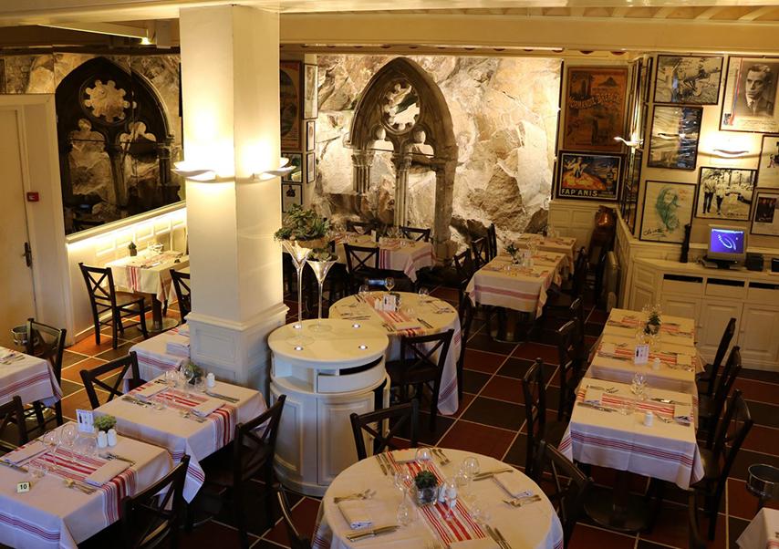 séminaire mont saint michel restaurant