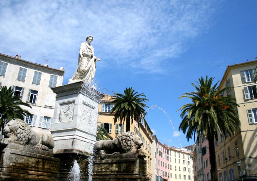 seminar corsica city