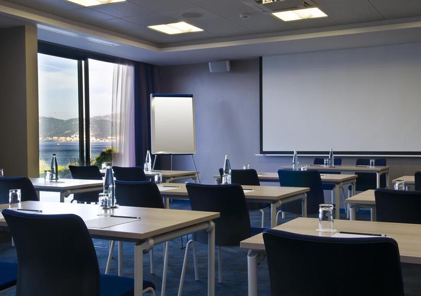 seminar corsica meeting