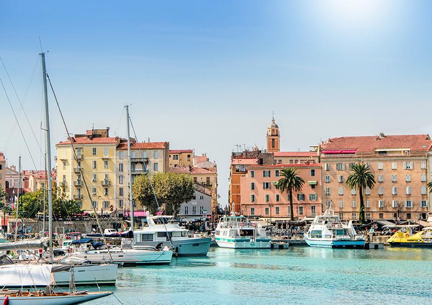 seminar corsica port