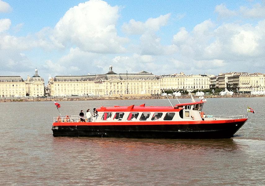 seminar residential Bordeaux cruise