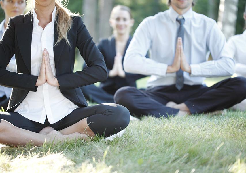 serenity seminar meditation