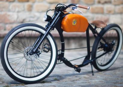 team building vintage electric bikes
