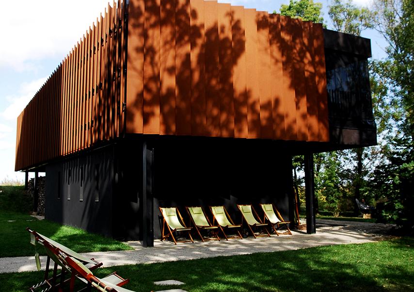 unusual seminar bordeaux architecture